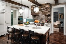 Dream House Plan - Craftsman Interior - Kitchen Plan #928-260