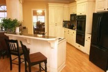 Southern Interior - Kitchen Plan #21-102