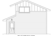 Country Exterior - Other Elevation Plan #932-160