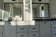 Craftsman Style House Plan - 4 Beds 3.5 Baths 3088 Sq/Ft Plan #437-111 Interior - Master Bathroom