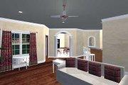 European Style House Plan - 5 Beds 3 Baths 2550 Sq/Ft Plan #44-157 Photo