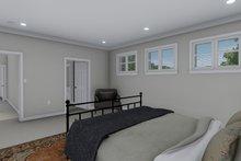 House Design - Ranch Interior - Master Bedroom Plan #1060-101
