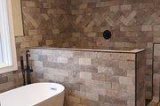 European Style House Plan - 4 Beds 3.5 Baths 2281 Sq/Ft Plan #927-15 Interior - Master Bathroom