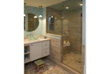 Dream House Plan - Traditional Interior - Bathroom Plan #56-604
