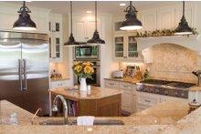 Country Interior - Kitchen Plan #930-10