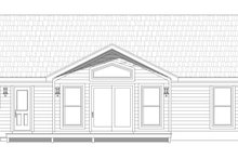 House Design - Country Exterior - Front Elevation Plan #932-61