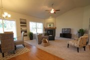 Ranch Style House Plan - 3 Beds 2 Baths 1859 Sq/Ft Plan #124-929 Photo