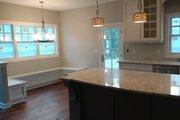 Craftsman Style House Plan - 3 Beds 2.5 Baths 2453 Sq/Ft Plan #1057-12 Interior - Kitchen