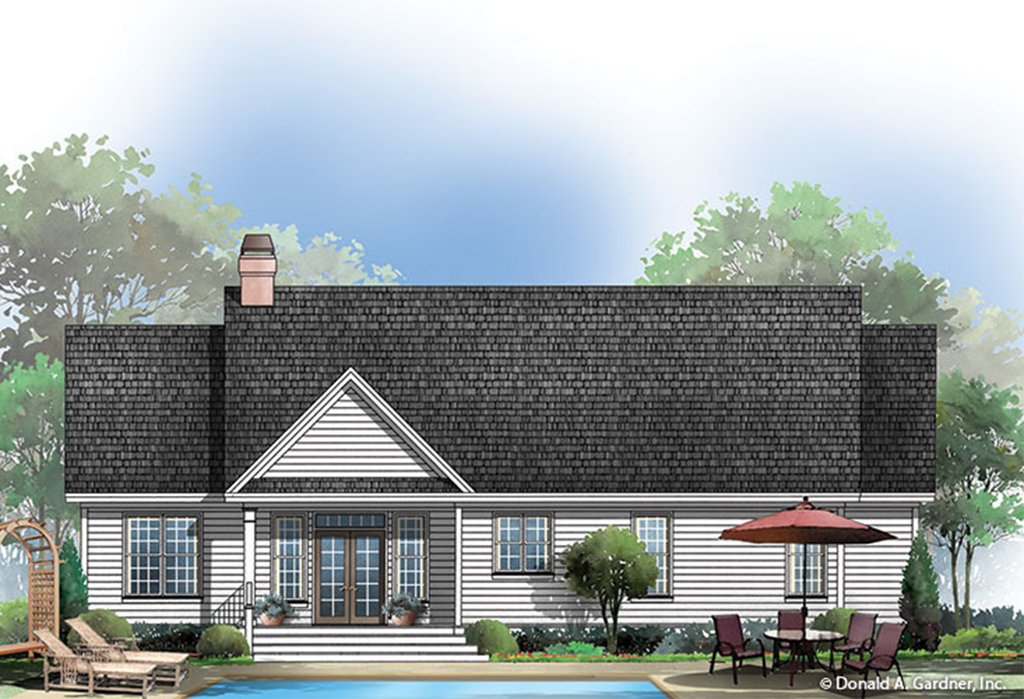 Traditional style house plan 3 beds 2 baths 1535 sq ft plan 929 57 dreamhomesource com
