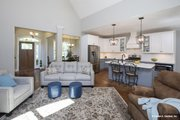Farmhouse Style House Plan - 3 Beds 2 Baths 1645 Sq/Ft Plan #929-1044 Interior - Other