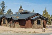 Dream House Plan - Craftsman Exterior - Other Elevation Plan #892-6