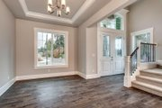 Colonial Style House Plan - 6 Beds 3 Baths 3206 Sq/Ft Plan #1066-76 Interior - Entry
