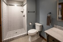 Farmhouse Interior - Bathroom Plan #51-1132