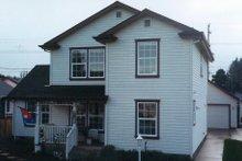 Farmhouse Exterior - Front Elevation Plan #124-311