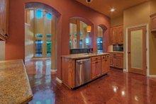 Home Plan - Mediterranean Interior - Kitchen Plan #80-184