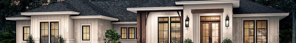 Walkout Basement Ranch House Plans, Floor Plans & Designs