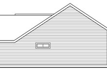 Farmhouse Exterior - Other Elevation Plan #124-686