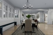 Farmhouse Style House Plan - 6 Beds 3.5 Baths 3054 Sq/Ft Plan #1060-44 Photo