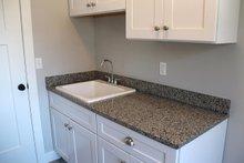 Architectural House Design - Craftsman Interior - Laundry Plan #1057-14