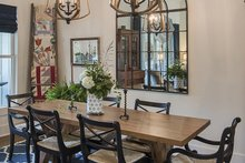 Country Interior - Dining Room Plan #929-8