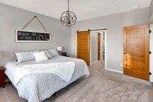Craftsman Interior - Master Bedroom Plan #1070-15