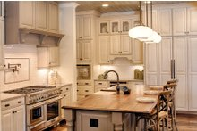 Country Interior - Kitchen Plan #928-1