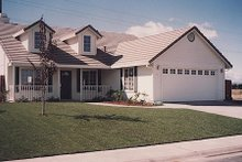 Dream House Plan - Ranch Photo Plan #437-12