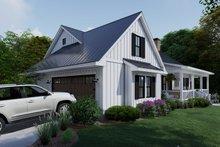 Farmhouse Exterior - Other Elevation Plan #120-263