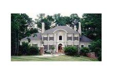Dream House Plan - European Exterior - Other Elevation Plan #429-9