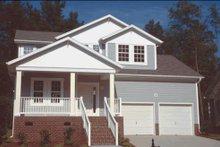 Dream House Plan - Craftsman Exterior - Other Elevation Plan #20-1235