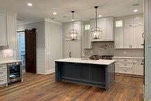 Country Interior - Kitchen Plan #437-120