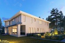House Plan Design - Mediterranean Exterior - Other Elevation Plan #1066-124