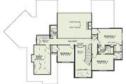 European Style House Plan - 5 Beds 4 Baths 3601 Sq/Ft Plan #17-2382 Floor Plan - Upper Floor Plan