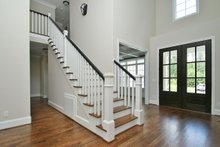Country Interior - Entry Plan #927-604