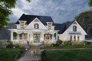 Farmhouse Style House Plan - 3 Beds 2.5 Baths 2526 Sq/Ft Plan #120-272