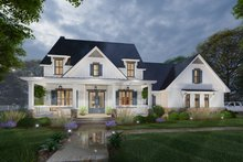 Farmhouse Exterior - Other Elevation Plan #120-272