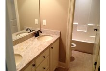 Architectural House Design - Traditional Interior - Bathroom Plan #430-87