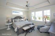 Craftsman Style House Plan - 3 Beds 2 Baths 1674 Sq/Ft Plan #929-437 Interior - Master Bedroom
