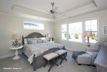 Craftsman Interior - Master Bedroom Plan #929-437