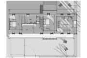 Contemporary Style House Plan - 4 Beds 2.5 Baths 3652 Sq/Ft Plan #481-1 Floor Plan - Upper Floor Plan