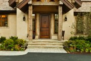 Craftsman Style House Plan - 4 Beds 5 Baths 4220 Sq/Ft Plan #451-20 Exterior - Front Elevation