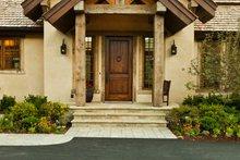 Craftsman Exterior - Front Elevation Plan #451-20
