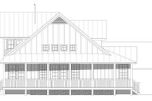 Architectural House Design - Country Exterior - Other Elevation Plan #932-68