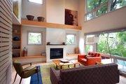 Modern Style House Plan - 3 Beds 3 Baths 2550 Sq/Ft Plan #909-10 Photo