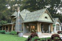 Architectural House Design - Craftsman Exterior - Other Elevation Plan #120-179