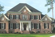 Classical Style House Plan - 5 Beds 5 Baths 4549 Sq/Ft Plan #1054-66