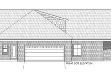 Dream House Plan - Country Exterior - Other Elevation Plan #932-263