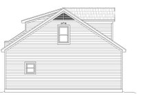 Country Exterior - Other Elevation Plan #932-183