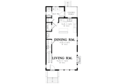 Colonial Style House Plan - 3 Beds 2.5 Baths 1737 Sq/Ft Plan #48-1011