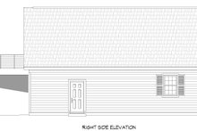 Dream House Plan - Country Exterior - Other Elevation Plan #932-188